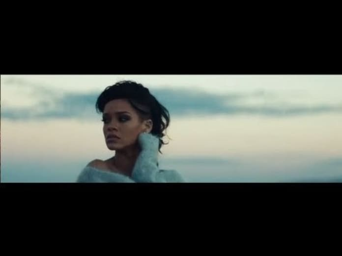 Rihanna Diamonds Music Video Watch React Now