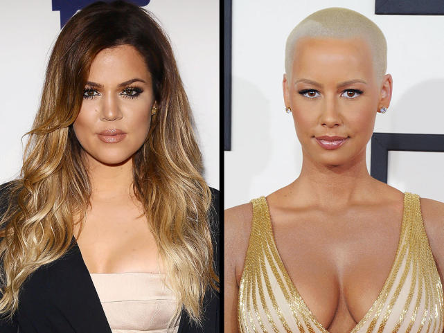 Amber Rose vs. Khloe Kardashian