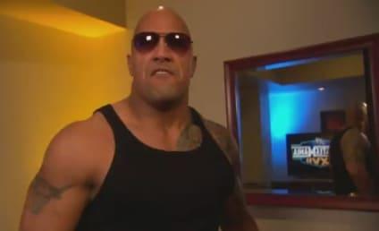 The Rock Return to the WWE, Will Host WrestleMania XXVII