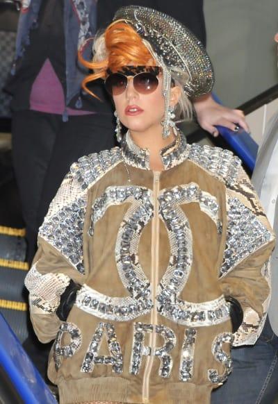 Lady Gaga, Chanel