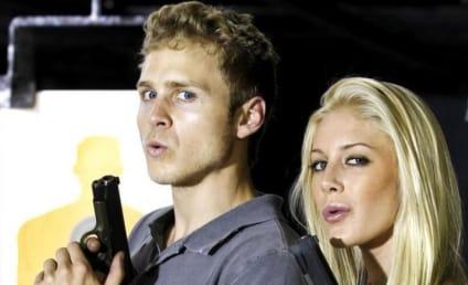 Heidi Montag Grinds With Spencer Pratt in Las Vegas