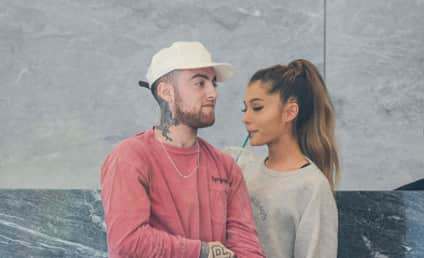 Ariana Grande: Mac Miller's Hat Is Awful!