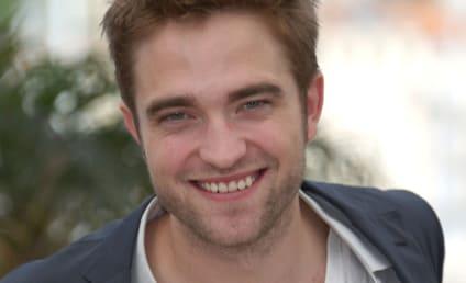 Robert Pattinson Turns Down Testicle Shot in Cosmopolis
