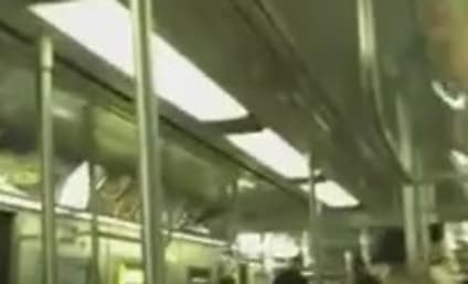 Gay Man Confronts Preacher in Subway, Receives Standing Ovation
