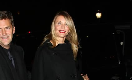 Cameron Diaz: Wrecking the Home of Criss Angel?