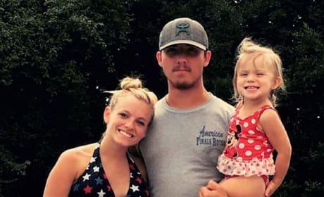 Mackenzie McKee Family Pic