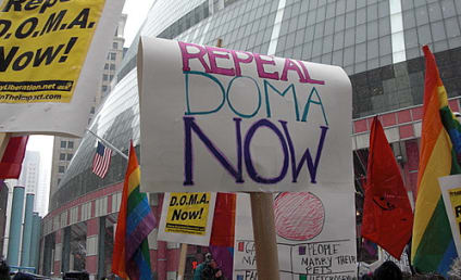 Defense of Marriage Act Ruled Unconstitutional
