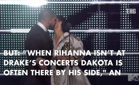Rihanna: Did She Dump Drake?