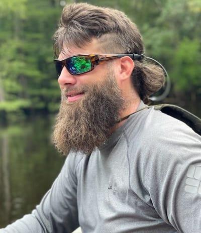 David Eason with Huge Beard