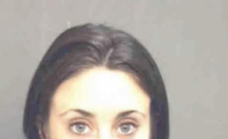 Casey Anthony Mugshot