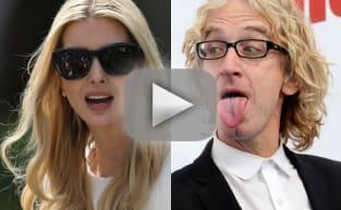 Andy Dick Gropes Ivanka Trump in Resurfaced Jimmy Kimmel Clip: Watch! Cringe!