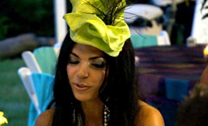 The Real Housewives of New Jersey Recap: Best Friends For Never