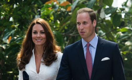 Kate Middleton Pregnancy Rumors Return: William Talks Kids, Duchess Turns Down Wine!!