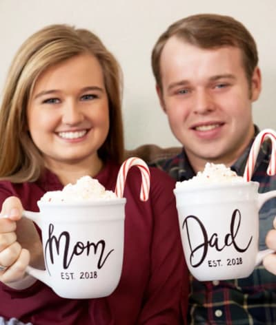 Joseph and Kendra Duggar Announcement