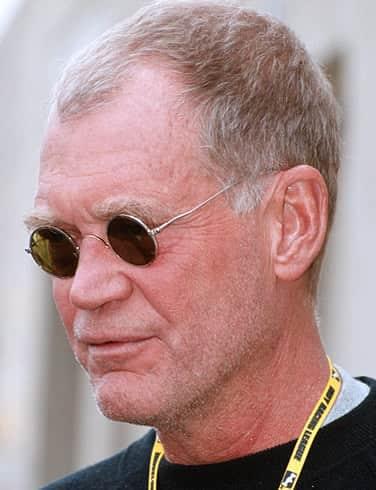 Dave Letterman Pic