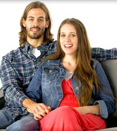 Jill and Derick Dillard for TLC
