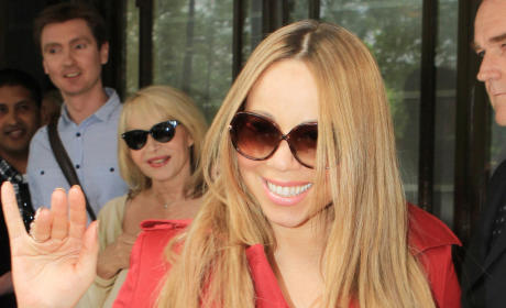 Choose a side in the Mariah Carey/Nicki Minaj feud.