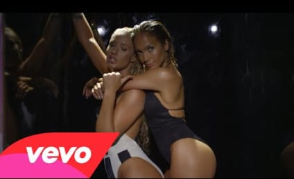 "Jennifer Lopez-Iggy Azalea ""Booty"" Video Released, Battle of the Twerking Butts Begins!"