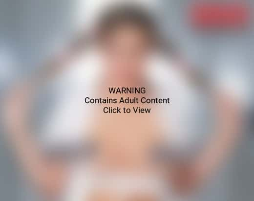Keeley Hazell as Britney Spears Nude