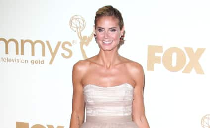 Emmy Awards Fashion Face-Off: Heidi Klum vs. Kyle Richards