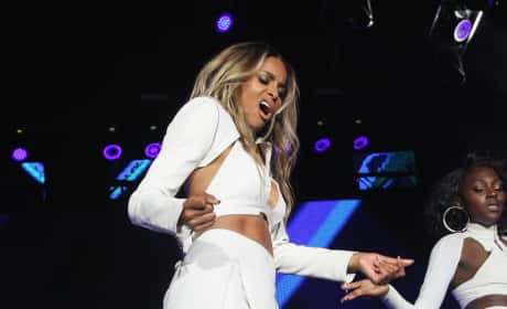 Ciara in New Orleans