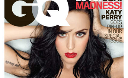 Katy Perry GQ Photos: Her (and Your) Prayers For Big Boobs Have Been Answered