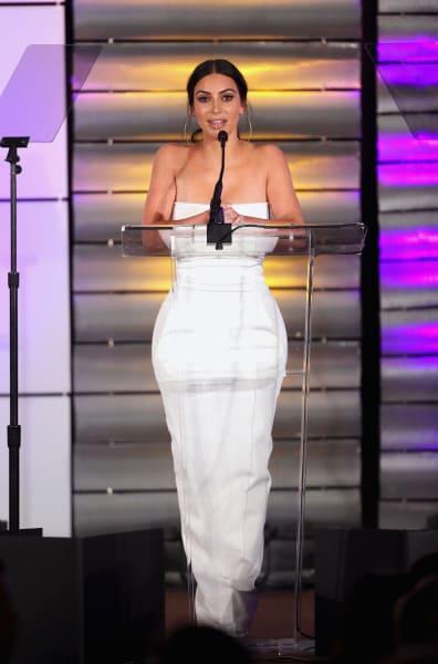 Kim Kardashian Speaks Out