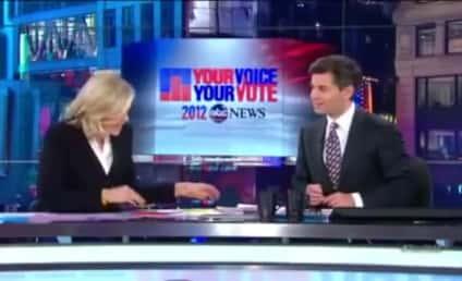 Diane Sawyer: Drunk During ABC Election Night Coverage?