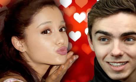 Nathan Sykes and Ariana Grande: Dating!