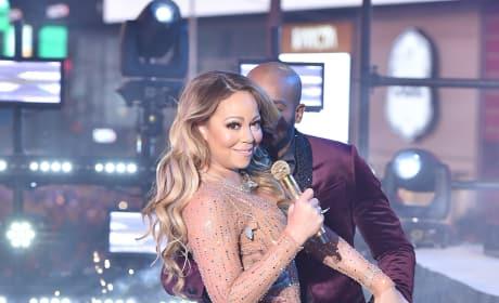 Mariah Carey, Leg