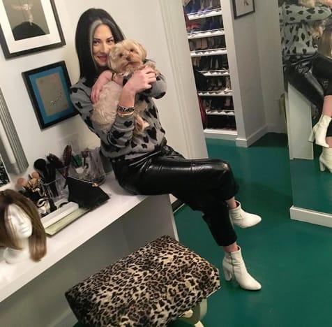 Stacy London, Dog