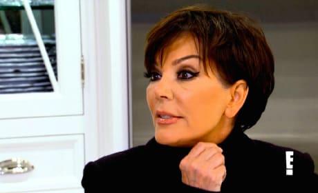 Keeping Up with the Kardashians Klash: Kim vs. Kris!