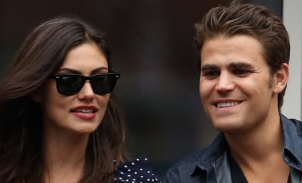 Paul Wesley and Phoebe Tonkin: It's Over!