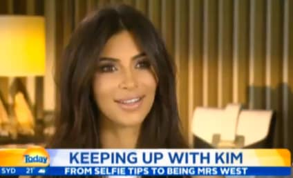 """Kim Kardashian Confirms Plans for Baby #2, Leaves Procreation in """"God's Hands"""""""