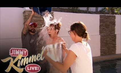 Kathy Griffin: Naked for the Ice Bucket Challenge!