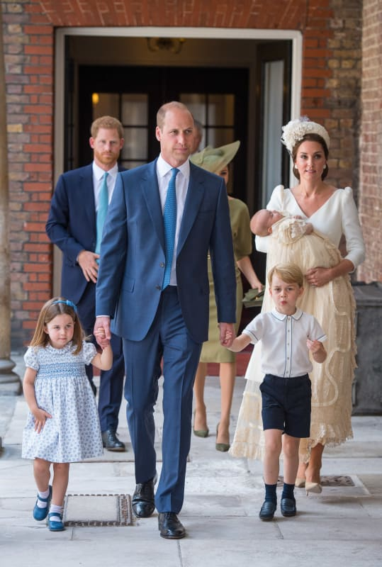 What a royal family