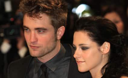 Kristen Stewart and Robert Pattinson: Not Speaking!