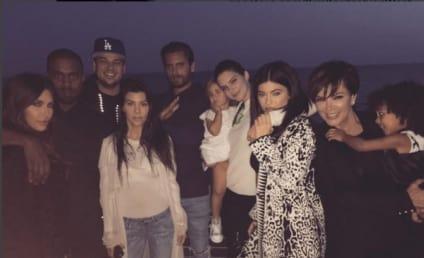 Rob Kardashian Family Birthday Bash at Nobu: PHOTOS