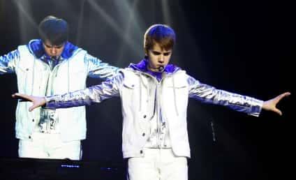 Justin Bieber to Paparazzi: Respect Jesus! Sheesh!