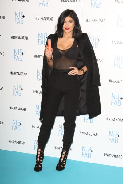 Kylie Jenner:  Nip Fab Photocall