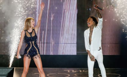 "Taylor Swift Teams with Wiz Khalifa on ""See You Again"""