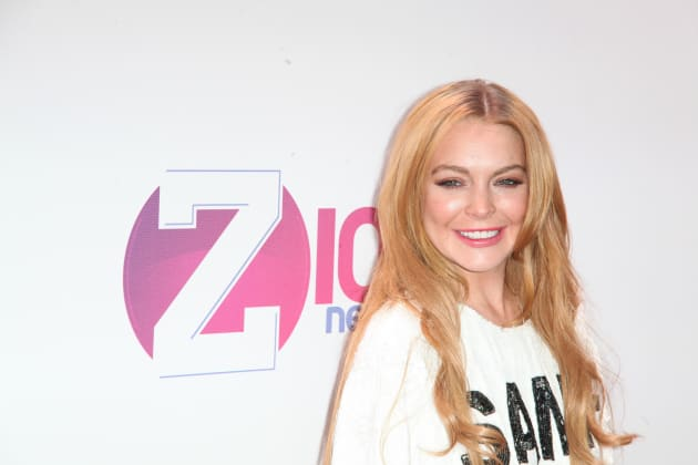 Lindsay Lohan Has Posed Nude for Playboy [PHOTOS]