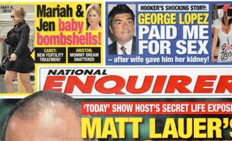 Matt Lauer: Other Women?