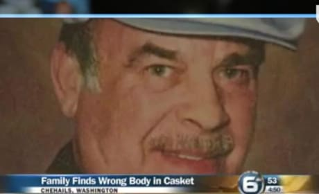 Wrong Body Found Inside Casket During Man's Funeral