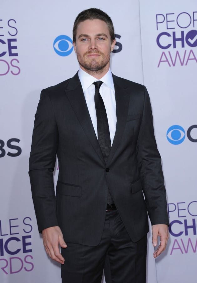 Stephen Amell PCA Pic