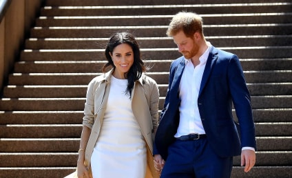 Meghan Markle Baby Bump Watch: Is She Showing Yet?