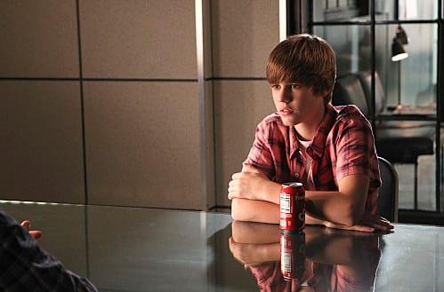 Justin as Jason