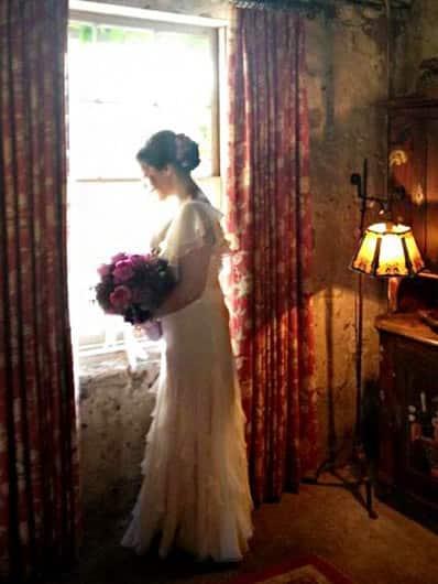 Ricki Lake Wedding Dress