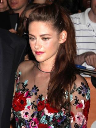 Kristen Stewart at Toronto Film Festival