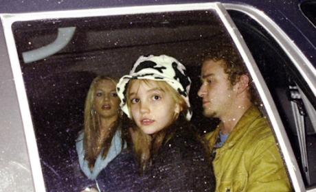 Jamie Lynn, Britney and Justin